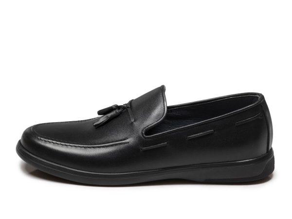 کفش کالج مردانه طبی مدل کارون
