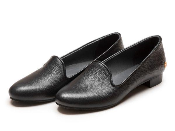 عکس مدل کفش تخت زنانه آیسل بزرگ پا