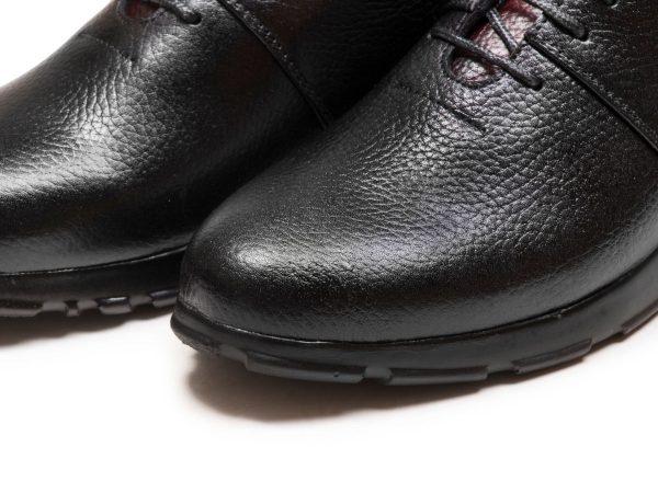چرم چروک مدل کفش اسپرت پانیذ