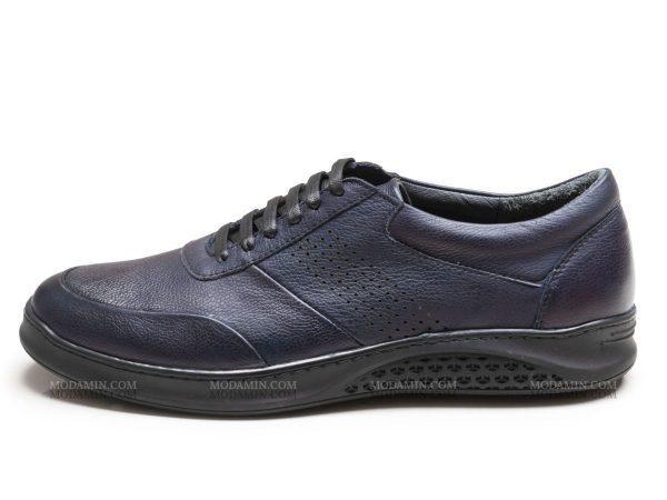کفش اسپرت مردانه نوفل سرمه ای