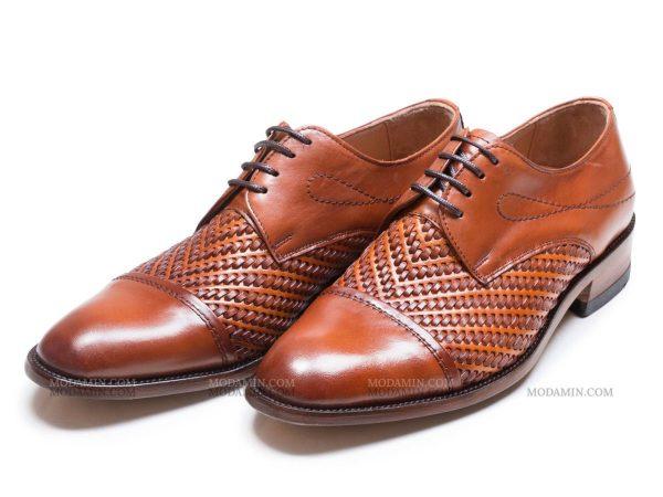 مدل کفش مجلسی مردانه تمام چرم