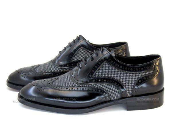عکس مدل کفش مجلسی مردانه چرمی - مدل ویلیام