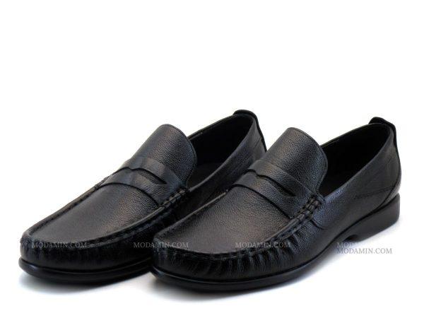 مدل کفش چرم کالج مردانه برنارد