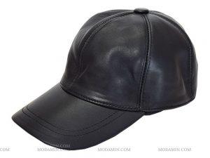 کلاه چرم کپ مدل راینو